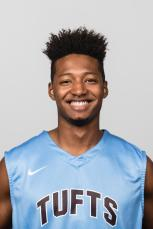 Tarik Smith '17 (Courtesy of Tufts Athletics)