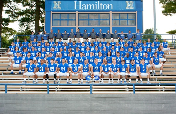 One Step at a Time: 2017 Hamilton Football Preview