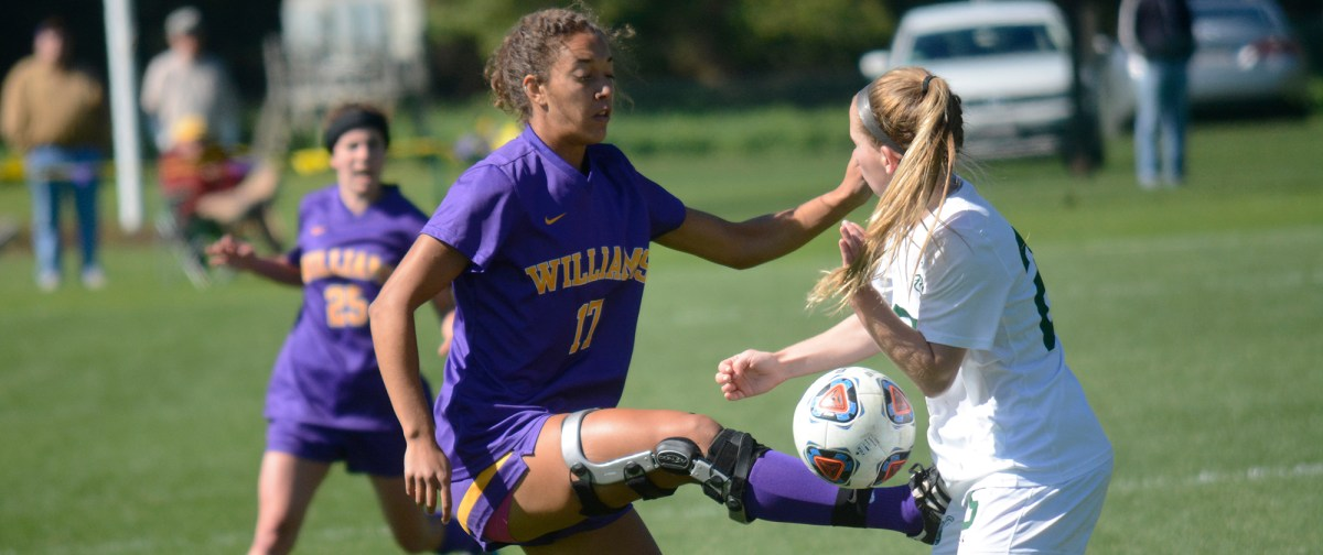 Jumbos and Ephs: Women's Soccer Game of the Week