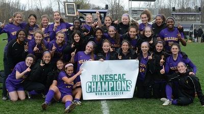 Congratu-EPHING-Lations: Women's Soccer NESCAC Finals Recap