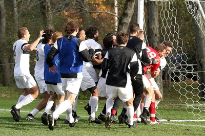 Time to Punch Some Tickets: Men's Soccer Semifinal Preview