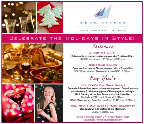 Claire Hattie, Author at Bermuda Events - Page 86 of 102 - christmas luncheon flyer