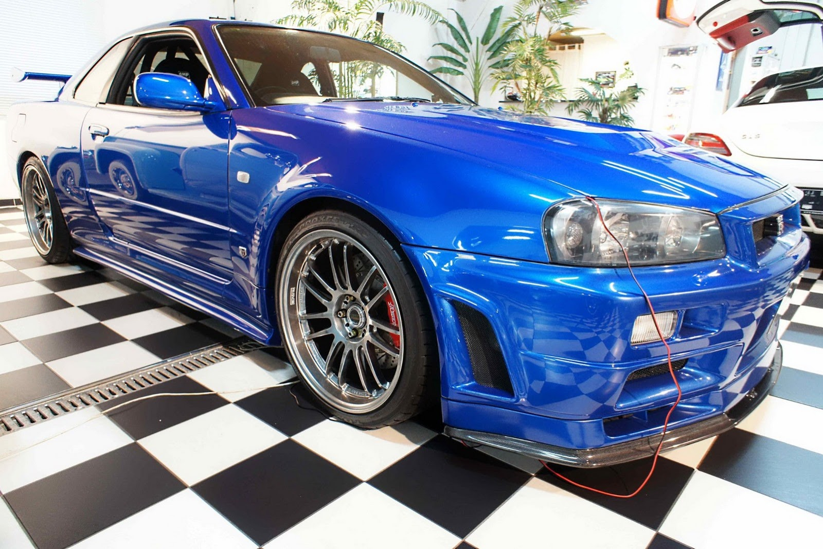 Fast And Furious 6 Cars Wallpapers Hd Se Vende El Nissan Skyline Gt R De Paul Walker Que Rod 243 En