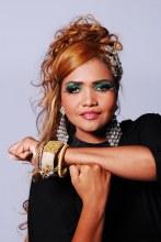 """Fenômeno da música popular, cantora Gaby Amarantos, conhecida como """"Beyoncé do Pará"""", começou a carreira como integrante de um grupo de louvor"""