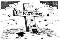 Artigo destaca os 5 maiores mitos sobre a perseguição religiosa a cristãos