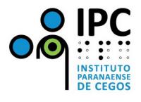 Instituto Paranaense de Cegos: entidade desenvolve ações de auxílio a deficientes visuais
