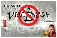 Um grito contra a violência: evangelista organiza debate comunitário de prevenção e inclusão social