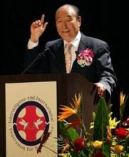 """Fundador da """"Igreja da Unificação"""" na Coréia do Sul está internado em estado grave"""