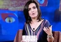 """""""A voz de Deus fica em segundo plano"""": frase atribuída à apresentadora Fátima Bernardes nas redes sociais é falsa. Entenda"""