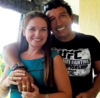 Senador Magno Malta e a deputada Lauriete estão noivos, segundo jornalista; Veja foto do casal