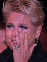 Após críticas do pastor Eurico na Câmara, Xuxa chora e ouve pedido de desculpas