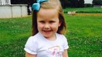 Menina de três anos diz ter visto Jesus depois de quase morrer afogada em piscina