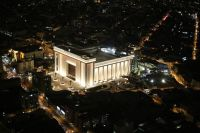 Igreja Universal convida a presidente Dilma Rousseff e os 27 governadores para a inauguração do Templo de Salomão