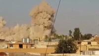Extremistas muçulmanos divulgam vídeo da explosão do túmulo do profeta Jonas; Assista