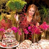 """""""Feliz por ter meu casamento restaurado a cada dia"""", afirma Carol Celico durante sua festa de aniversário"""