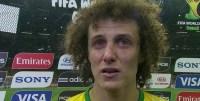 """""""O Senhor o honrou. Deus seja louvado"""", diz mãe de David Luiz após derrota da Seleção Brasileira"""