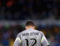"""""""Senhor do céu, o que está acontecendo?"""", questionou o goleiro Júlio César durante maior derrota da Seleção Brasileira"""