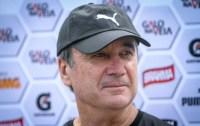 """Levir Culpi diz que """"só Deus pode ajudar"""" o próximo técnico da seleção brasileira"""