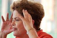 """Presidente Dilma desdenha da candidatura de Marina Silva: """"Não posso ficar preocupada com qualquer pessoa"""""""