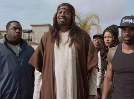 Aconteceu S%C3%A9rie-jesus-negro