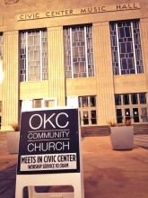 Igreja evangélica é obrigada por autoridades a dividir templo com grupo satanista Oklahoma-city-community-church