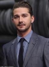 """Ator Shia LaBeouf se converteu ao Evangelho durante gravações do filme """"Corações de Ferro"""""""