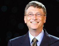 """Gates: """"o mundo precisa de um governo único"""""""
