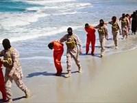"""Estado Islâmico divulga novo vídeo com execução de 30 cristãos: """"Vocês não estão a salvo"""""""