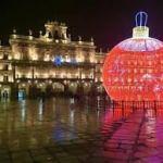 Horario luces de Navidad Salamanca 2016 2017