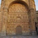 En espera la reabilitación de la fachada iglesia de San Esteban de Salamanca 2017