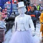 Gran desfile popular de disfraces Carnavales en Salamanca 2017