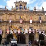 Desvíos y Cortes de Tráfico Semana Santa Salamanca 2017