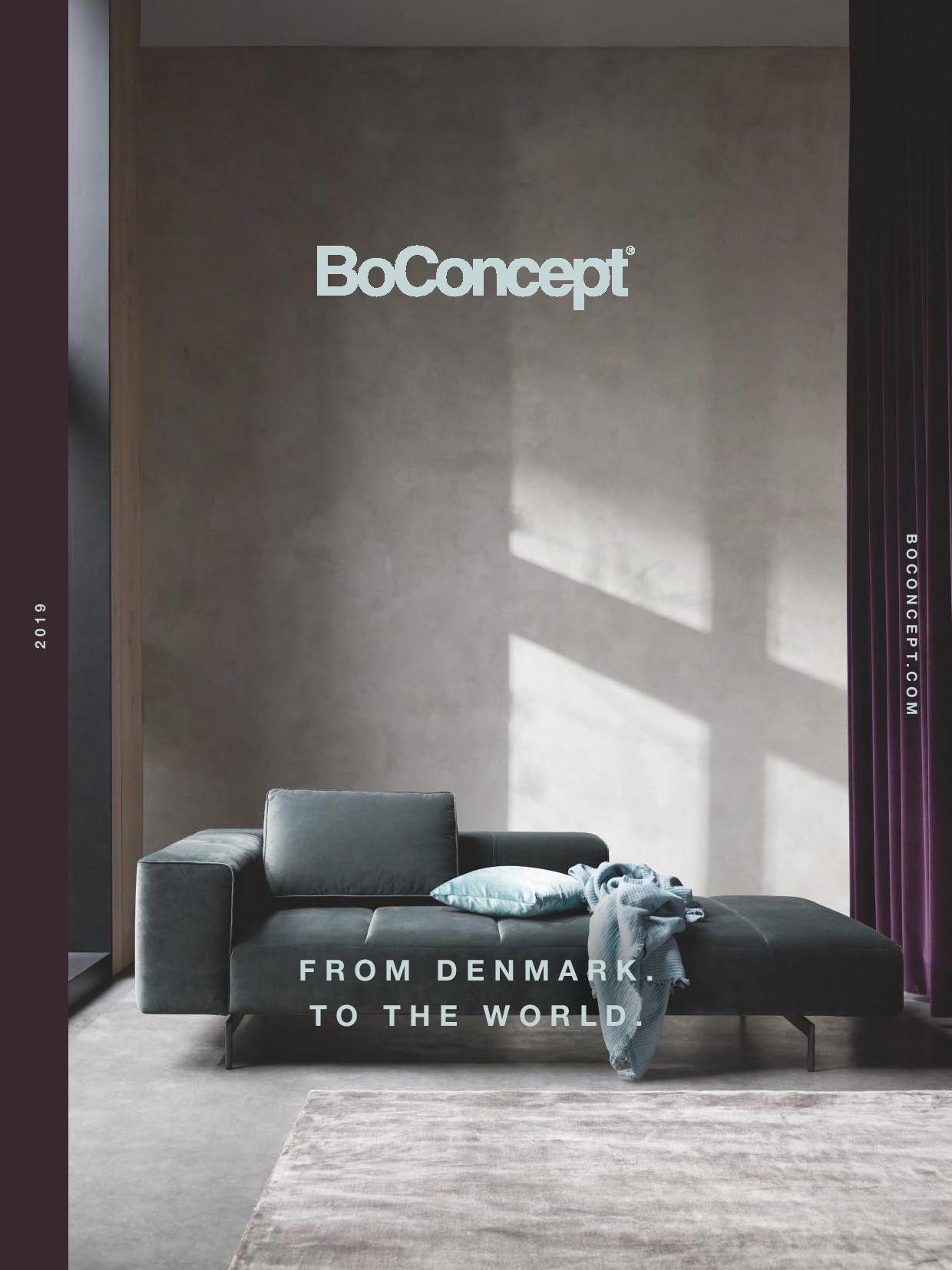 Logo Boconcept Catalogs Boconcept Catalogue 2019