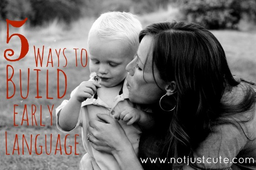 5 ways to build early language skills (and set up kids for future success!)