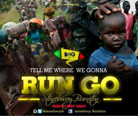 VIDEO: Stonebwoy - Run Go