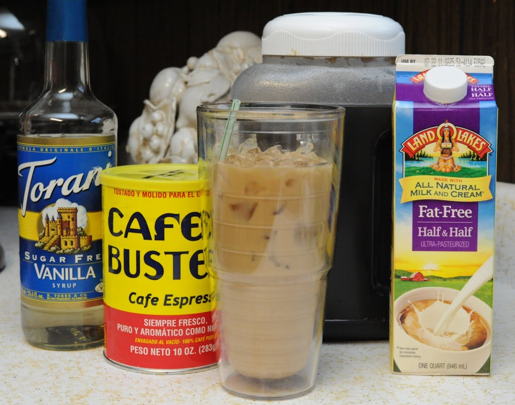 Pioneer Woman's Perfect Iced Coffee