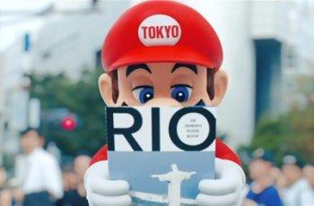 Tokyo-2020-Mario