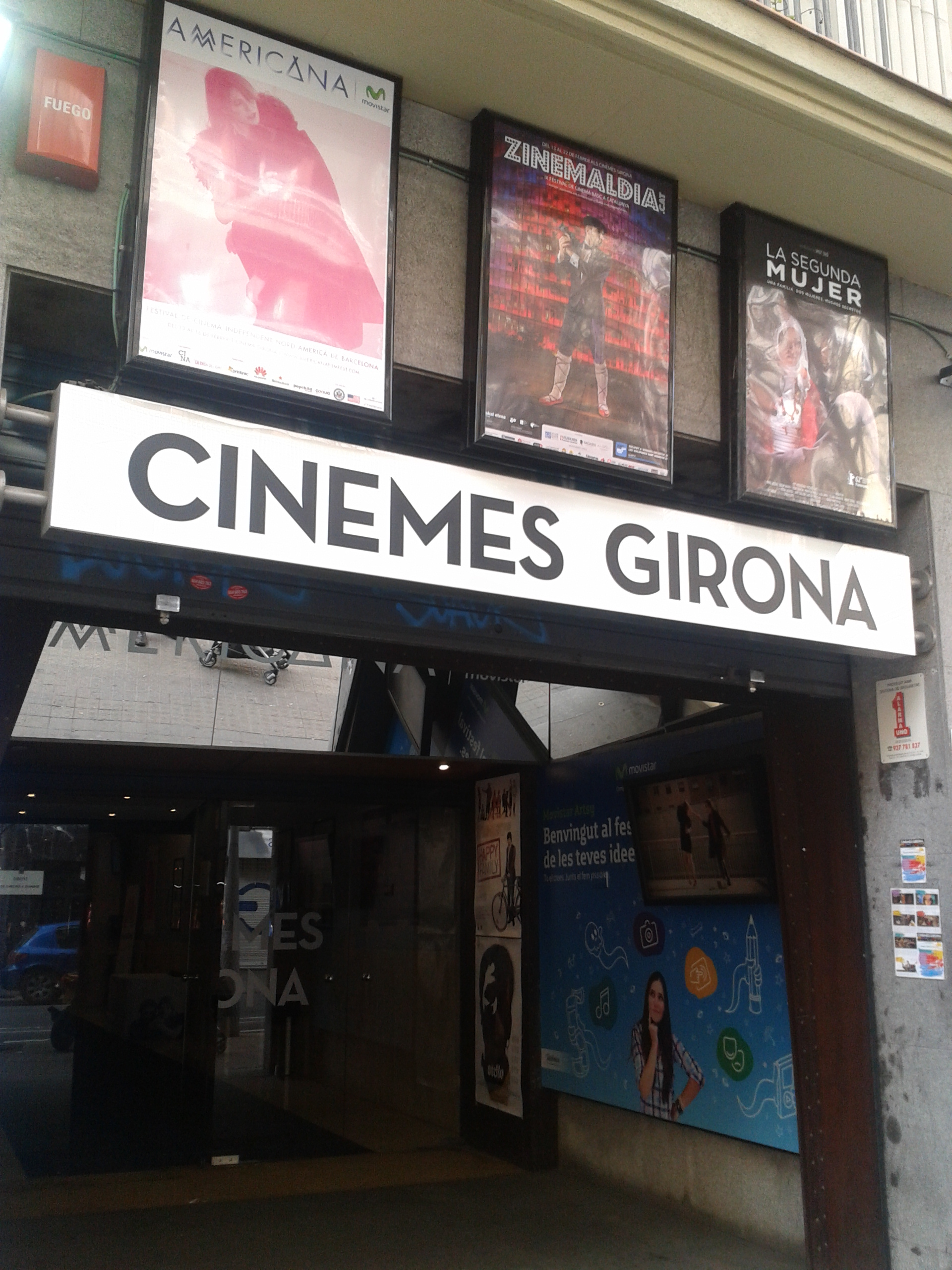 Cinemesgirona Films And Food Cinemes Girona Not Only Eating By Silicians
