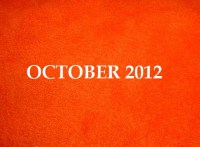 October Reports 2012