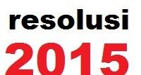 Resolusi 2015