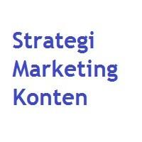 Strategi marketing konten