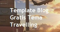 Template Blog Tema Travelling Gratis