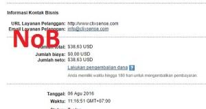 Clixsense Payment Proof Agustus 2016