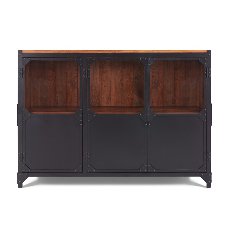 Kommode Industrial Design Anrichte Sideboard Brooklyn Aus Eisen In Industrial Design