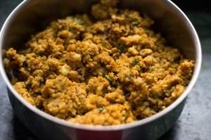 Chop/Croquettes mixture