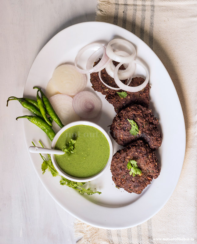 Chapli Kabab Not Out Of The Box