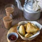 Mutton Samosa/Mangshor Singara