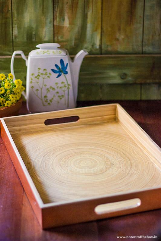 Nestasia's Bamboo tray
