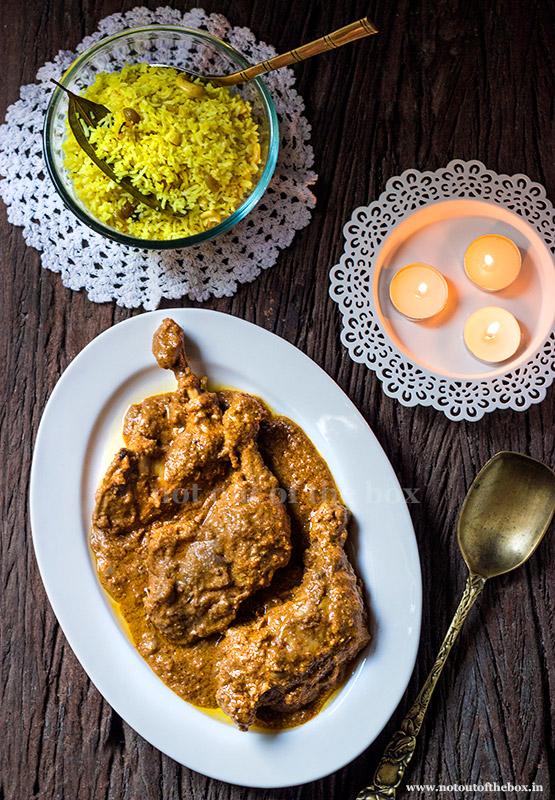 Chicken Chaap- Kolkata style