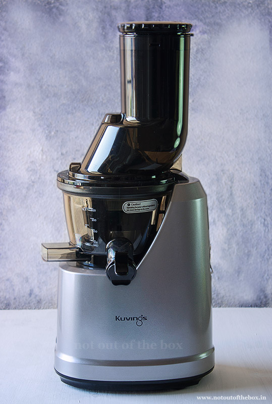 Kuvings Cold Press Whole Slow Juicer